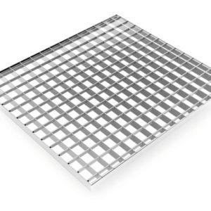 Стандартная решетка из прессованного настила P 33*33