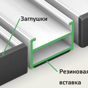 алюминиевая решетка 22 Премиум
