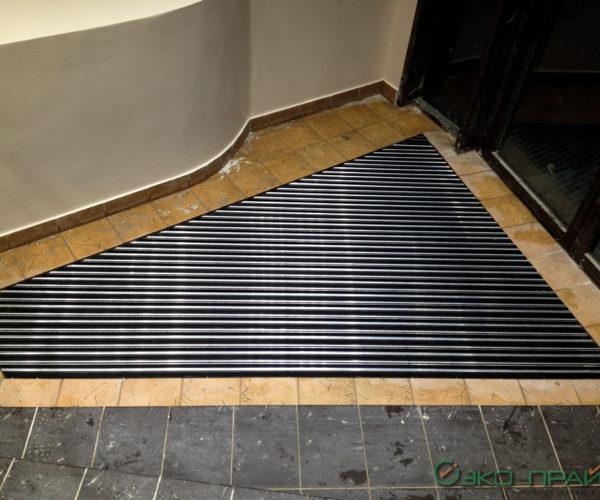 2-Токио Сити-Алюминиевая придверная грязезащитная решетка заказная