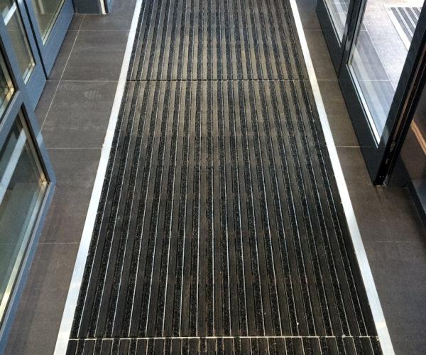 6-ФОК-Грязесборные решетки в тамбур Резина Ворс